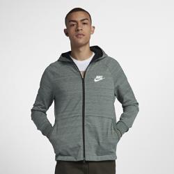 Мужская куртка Nike Sportswear Advance 15Мужская куртка Nike Sportswear Advance 15 обеспечивает комфортную защиту благодаря теплой ткани и капюшону из нескольких панелей.<br>