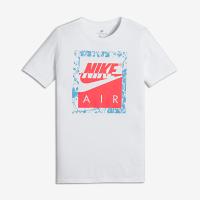 <ナイキ(NIKE)公式ストア> ナイキ スポーツウェア ジュニア (ボーイズ) Tシャツ 943336-100 ホワイト画像