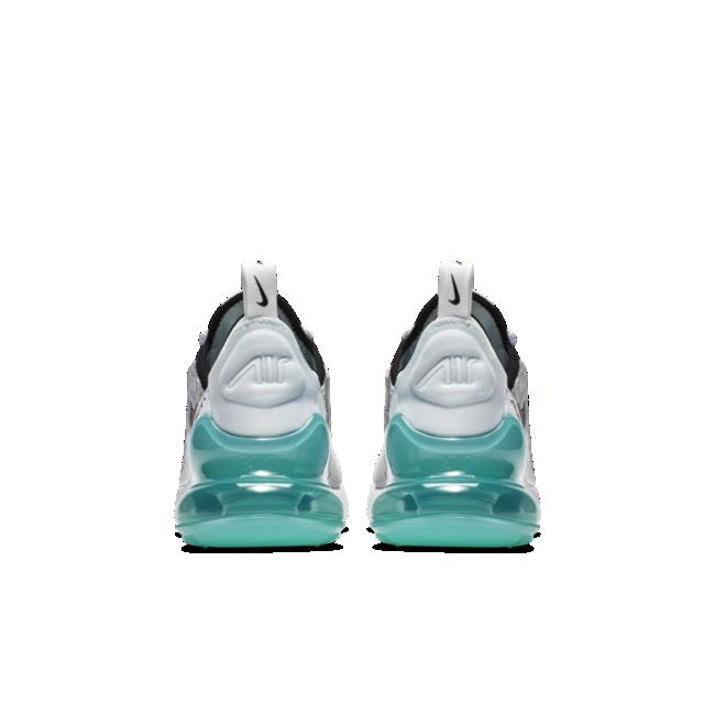 Nike Air Max 270 kindersneaker zilver