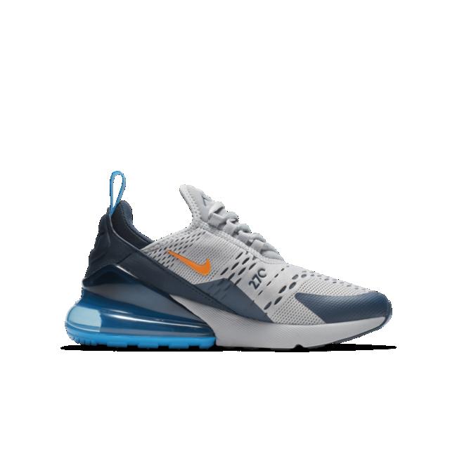 Nike Air Max 270 kindersneaker grijs