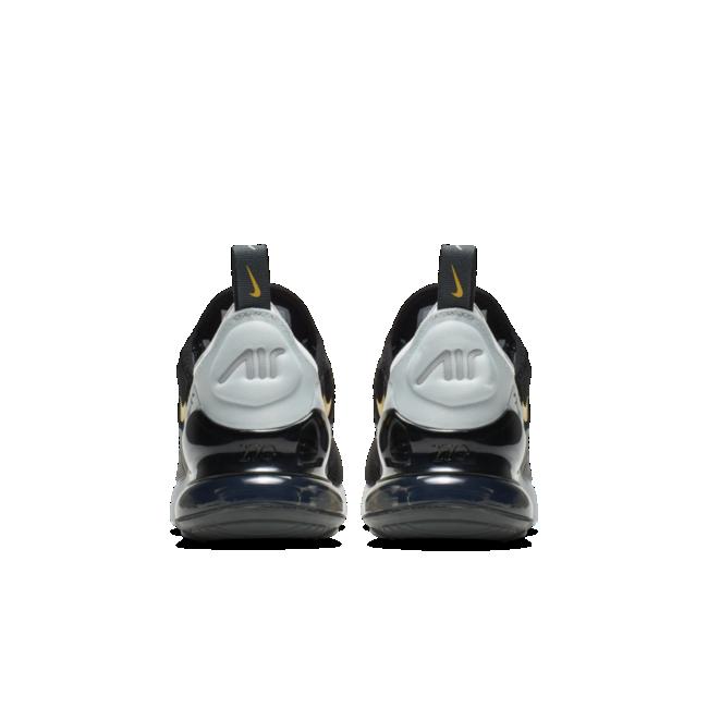 Nike Air Max 270 kindersneaker zwart