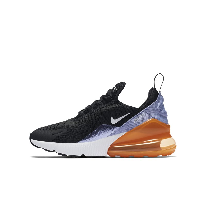 Nike Air Max 270 Older Kids' Shoe - Black Image