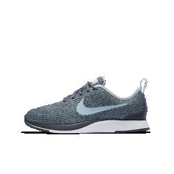 Кроссовки для школьников Nike Dualtone Racer SEВдохновленные культовой обувью для забегов кроссовки для школьников Nike Dualtone Racer SE плотно облегают стопу, создавая обтекаемый стремительный силуэт. Пеноматериал обеспечивает мягкую амортизацию для комфорта на каждый день.<br>