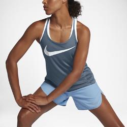 Женская беговая майка Nike MilerЖенская беговая майка Nike Miler из влагоотводящей ткани обеспечивает комфорт во время бега и активного отдыха на свежем воздухе.<br>