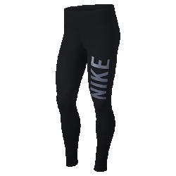 Женские беговые тайтсы с логотипом Nike Power EssentialЖенские беговые тайтсы с логотипом Nike Power Essential — идеальная модель для любой дистанции. Благодаря ткани Nike Power они обеспечивают поддержку и свободу движений на любой тренировке.<br>