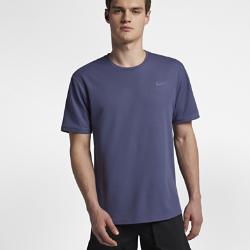 Мужская теннисная футболка с коротким рукавом NikeCourt ChallengerМужская теннисная футболка с коротким рукавом NikeCourt Challenger из влагоотводящей ткани обеспечивает комфорт во время игры.<br>