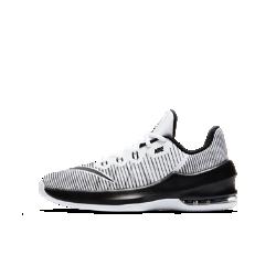 Баскетбольные кроссовки для школьников Nike Air Max Infuriate IIБаскетбольные кроссовки для школьников Nike Air Max Infuriate II со вставкой Max Air в области пятки и сверхпрочным каркасом обеспечивают амортизацию и комфорт при игре на любойпозиции.<br>
