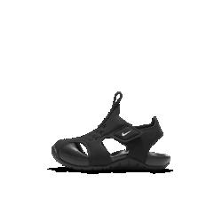 <ナイキ(NIKE)公式ストア>ナイキ サンレイ プロテクト 2 ベビーサンダル 943827-001 ブラック 30日間返品無料 / Nike+メンバー送料無料