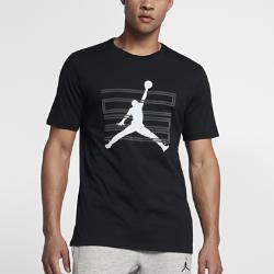 Мужская футболка Jordan Sportswear AJ 11Мужская футболка Jordan Sportswear AJ11 из прочного 100% хлопка с фирменными деталями обеспечивает комфорт на весь день.<br>