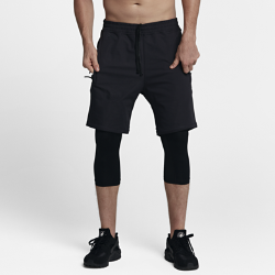 Мужские шорты Nike AAE 1.0Мужские шорты Nike AAE 1.0 с анатомической конструкцией и ластовицей в области шагового шва, комфортной посадкой и несколькими карманами обеспечивают свободу движенийв течение всего дня.  Свободный крой  Эти высокофункциональные шорты со свободным кроем обеспечивают комфорт и свободу движений. Пояс с эластичным шнурком для дополнительного комфорта.  Два вида ткани  Конструкция из тканого материала и хлопковой ткани обеспечивает прочность и комфорт.  Новые варианты хранения  Боковые и задние карманы были дополнены двусторонними молниями по бокам дополнены для быстрого доступа к содержимому.<br>