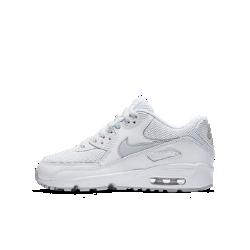 Кроссовки для школьников Nike Air Max 90 Mesh SEКроссовки для школьников Nike Air Max 90 Mesh SE — новая версия легендарной модели с дышащим верхом, поддерживающими накладками и ультралегкой гибкой подошвой.<br>
