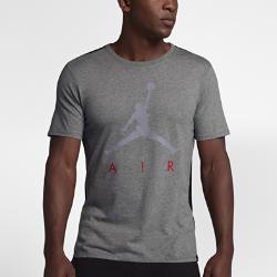 Мужская футболка Jordan Sportswear Jumpman AirМужская футболка Jordan Sportswear Jumpman Air из чистого хлопка обеспечивает прочность и комфорт на весь день.<br>