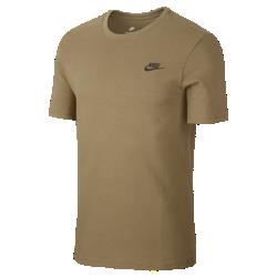 Мужская футболка Nike SportswearМужская футболка Nike Sportswear Heavyweight из тяжелого прочного хлопка обеспечивает комфорт на весь день.<br>