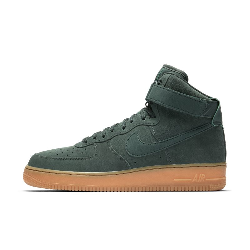 sports shoes 8ecfb efbba Nike Air Force 1 High 07 LV8 Suede Mens Shoe - Green  AA1118-300   FOOTY.COM