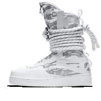 <ナイキ(NIKE)公式ストア> ナイキ SF エア フォース 1 HI アイベックス メンズブーツ AA1130-100 ホワイト画像