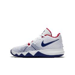 <ナイキ(NIKE)公式ストア>カイリー 4 'Flytrap' ジュニア バスケットボールシューズ AA1154-146 ホワイト 30日間返品無料 / Nike+メンバー送料無料