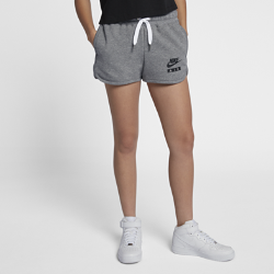 Женские шорты Nike SportswearЖенские шорты Nike Sportswear из мягкой ткани френч терри обеспечивают комфорт на весь день.<br>