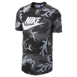 Мужской флисовый свитшот Nike Sportswear CamoМужской флисовый свитшот Nike Sportswear Camo из мягкой ткани обеспечивает комфорт на весь день.<br>