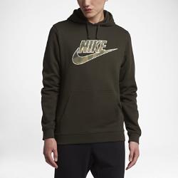 Мужская худи Nike Sportswear CamoМужская худи Nike Sportswear Camo из мягкой ткани обеспечивает тепло и комфорт на весь день.<br>