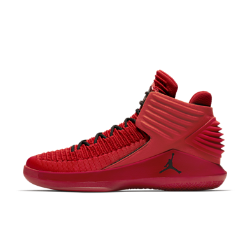 Мужские баскетбольные кроссовки Air Jordan XXXIIМужские баскетбольные кроссовки Air Jordan XXXII с верхом из легкого дышащего материала Flyknit обеспечивают плотную посадку и превосходную амортизацию для взрывного старта на площадке.<br>
