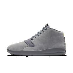 Мужские кроссовки Jordan Eclipse ChukkaМужские кроссовки Jordan Eclipse Chukka с легкой низкопрофильной конструкцией и верхом из кожи обеспечивают длительный комфорт.<br>