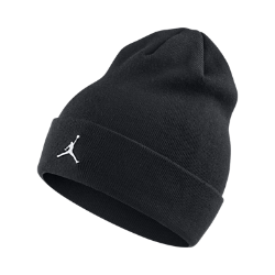 <ナイキ(NIKE)公式ストア>ジョーダン カフ ビーニー AA1297-010 ブラック 30日間返品無料 / Nike+メンバー送料無料画像