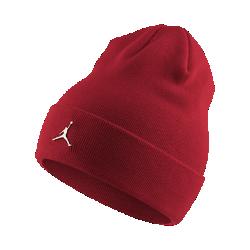 <ナイキ(NIKE)公式ストア>ジョーダン カフ ビーニー AA1297-687 レッド 30日間返品無料 / Nike+メンバー送料無料画像