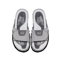 <ナイキ(NIKE)公式ストア>ジョーダン ハイドロ 11 レトロ メンズスライド AA1336-004 グレー画像