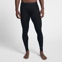 Мужские тайтсы Nike Training UtilityСозданные для самых энергичных атлетов мужские тайтсы Nike Training Utility из высококачественной влагоотводящей ткани, которая тянется во всех направлениях, обеспечиваюткомфорт во время тренировок. Карман на правом бедре для надежного хранения гаджета.  ФИКСАЦИЯ И КОМФОРТ  Эластичный пояс с фирменными логотипами Nike Pro и отвороты из толстой ткани фиксируют посадку при движении.  МНОГОСЛОЙНОСТЬ ДЛЯ ВЫСОКИХ РЕЗУЛЬТАТОВ  Бесшовная конструкция штанин ниже коленей обеспечивает комфорт, даже если ты сочетаешь модель с другой экипировкой.  СВОБОДА ДВИЖЕНИЙ  Плотно прилегающий крой повторяет изгибы тела, обеспечивая полную свободу движений в любом направлении.<br>