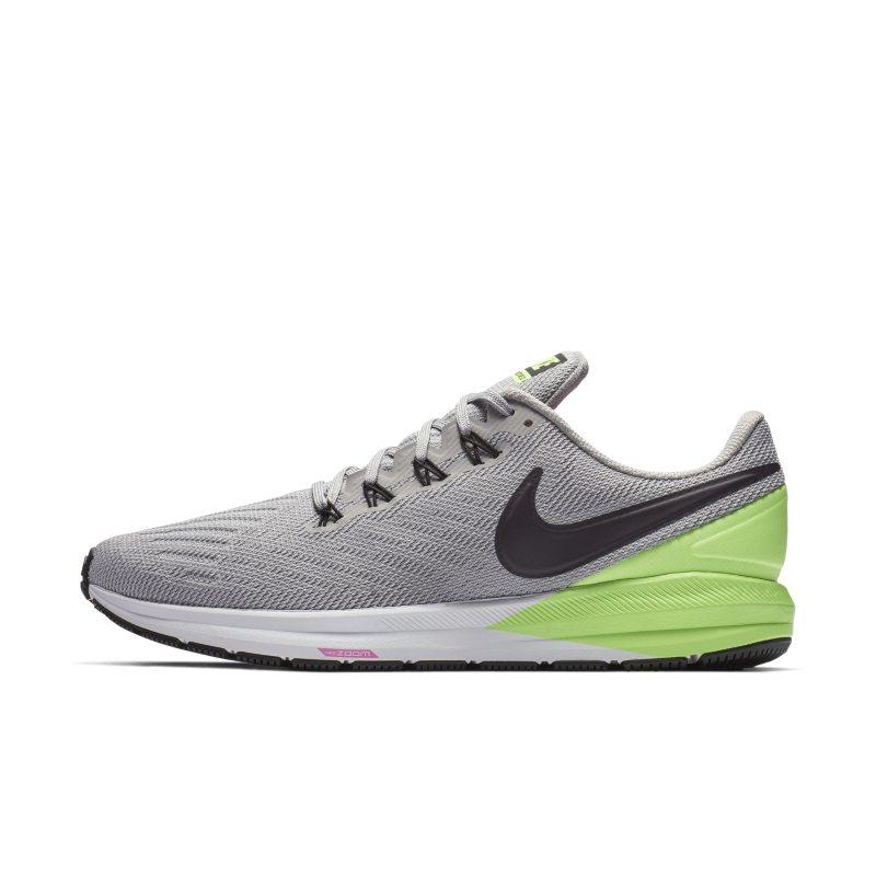 Nike Air Zoom Structure 22 Erkek Koşu Ayakkabısı  AA1636-004 -  Gri 44.5 Numara Ürün Resmi