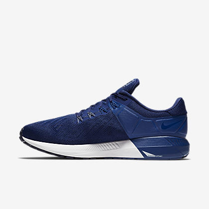 ebe918bb64fd Nike Air Zoom Structure 22 Shield Water-Repellent Men s Running Shoe ...