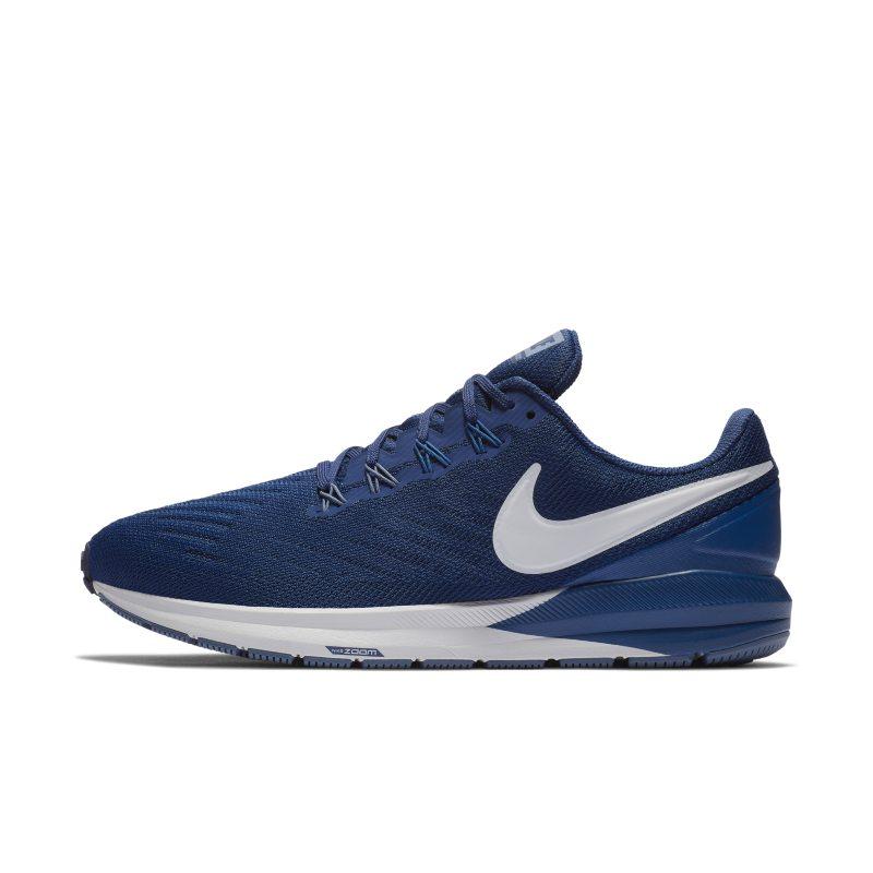 Nike Air Zoom Structure 22 Zapatillas de running (extra anchas) - Hombre - Azul