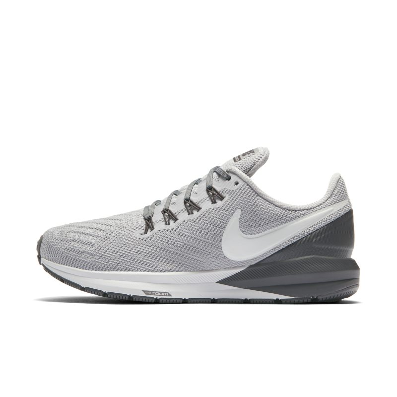 Nike Air Zoom Structure 22 Zapatillas de running - Mujer - Gris
