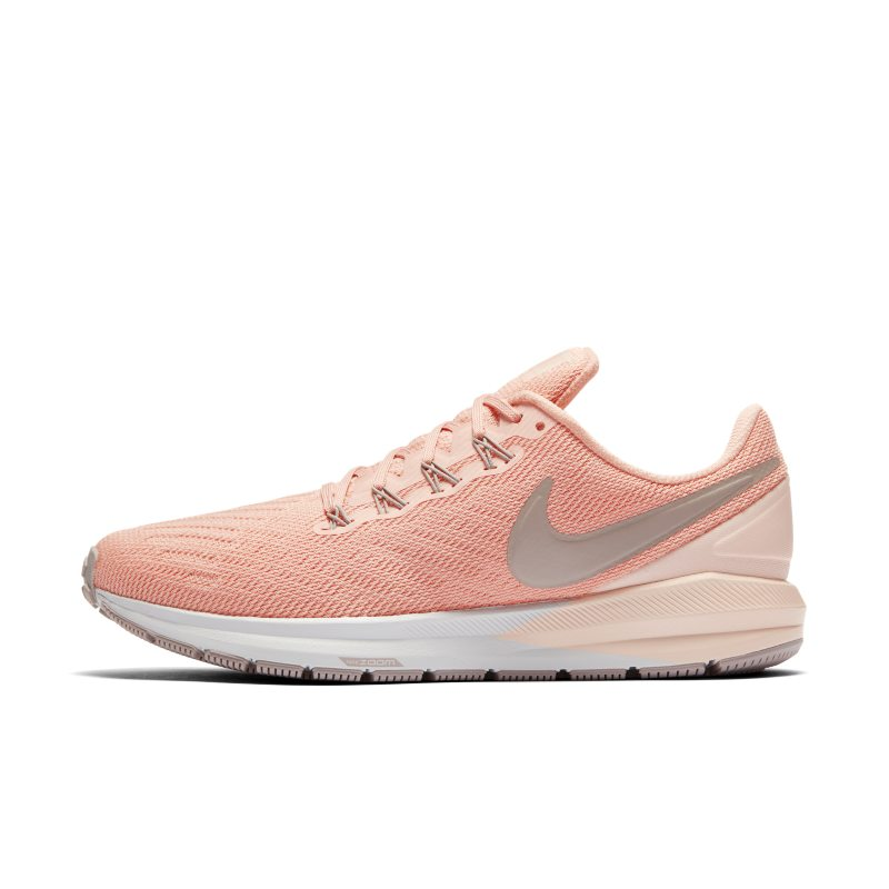 Nike Air Zoom Structure 22 Women Pink Quartz/Washed Coral/Vast Grey/Pumice