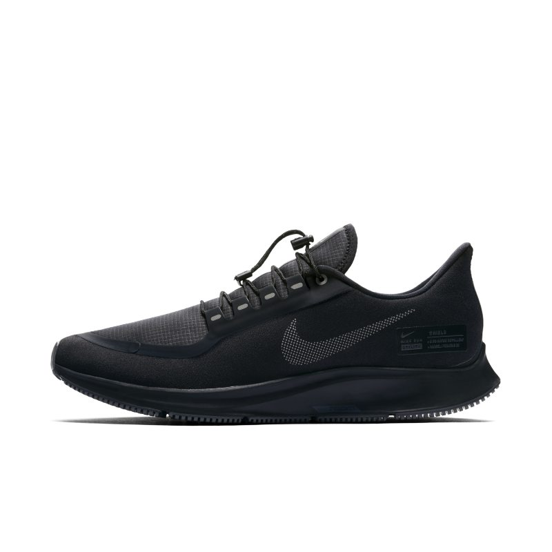 Nike Air Zoom Pegasus 35 Shield Water-Repellent Zapatillas de running - Hombre - Negro