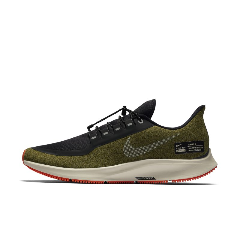 Nike Air Zoom Pegasus 35 Shield Water-Repellent Zapatillas de running - Hombre - Oliva