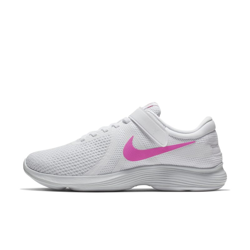 Nike Revolution 4 FlyEase Zapatillas de running - Mujer - Blanco