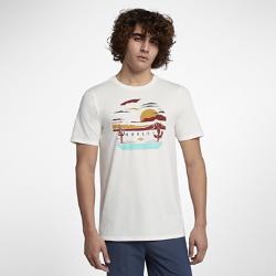 Мужская футболка Hurley Desert TripМужская футболка Hurley Desert Trip выполнена из мягкой комфортной ткани для полного комфорта на весь день.<br>