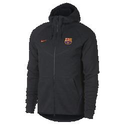 FC Barcelona Tech Fleece Windrunner Men's Jacket