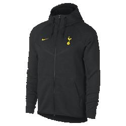 Мужская куртка Tottenham Hotspur FC Tech Fleece WindrunnerМужская куртка Tottenham Hotspur FC Tech Fleece Windrunner сохранила классические элементы оригинальной модели для бега: шеврон на груди и гладкий флис, обеспечивающий легкость и тепло в любой ситуации.<br>