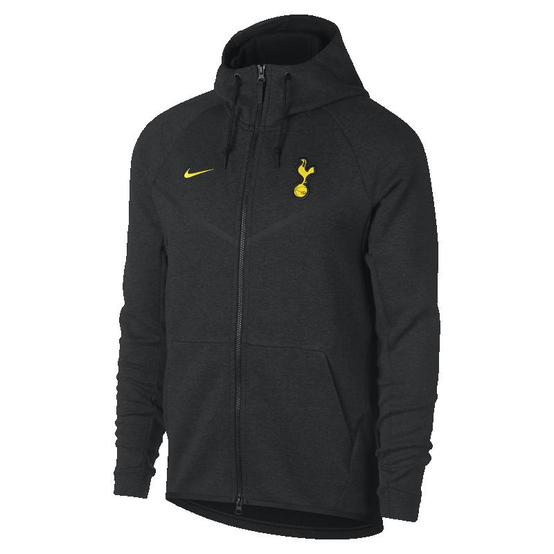 Tottenham Hotspur FC Tech Fleece Windrunner Mens Jacket