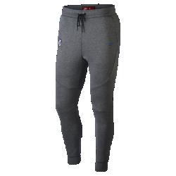 Мужские джоггеры Chelsea FC Tech FleeceМужские джоггеры Chelsea FC Tech Fleece из инновационной ткани обеспечивают тепло и комфортную защиту без дополнительных предметов одежды.<br>