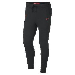 Мужские джоггеры FC Barcelona Tech FleeceМужские джоггеры FC Barcelona Tech Fleece из мягкой и легкой ткани обеспечивают тепло и комфорт.<br>
