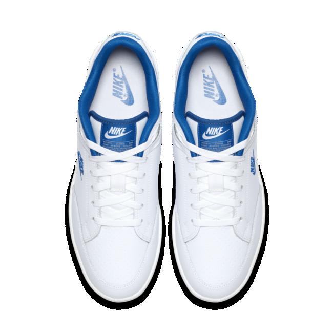 Nike Grandstand II herensneaker wit