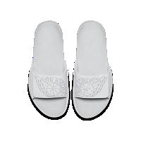 <ナイキ(NIKE)公式ストア>ジョーダン ハイドロ 7 メンズスライド AA2517-100 ホワイト