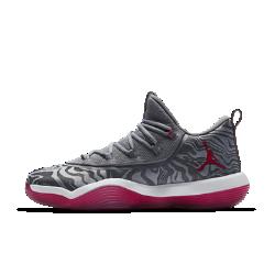 Мужские баскетбольные кроссовки Jordan Super.Fly 2017 LowМужские баскетбольные кроссовки Jordan Super.Fly 2017 Low PF получили самую инновационную систему амортизации для баскетбола: сверхупругий пеноматериал Nike React поможет игратьдольше, добиваясь максимальных результатов.<br>