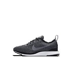 Кроссовки для дошкольников Nike Dualtone Racer SEВдохновленные культовой обувью для забегов кроссовки для дошкольников Nike Dualtone Racer SE плотно облегают стопу, создавая обтекаемый стремительный силуэт, а подошва двойной плотности обеспечивает мягкую амортизацию.<br>