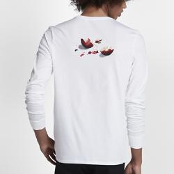 Мужская футболка с длинным рукавом для скейтбординга Nike SB Concepts QSМужская футболка с длинным рукавом для скейтбординга Nike SB Concepts QS с ярким минималистичным дизайном создана совместно с бостонским магазином Concepts.<br>