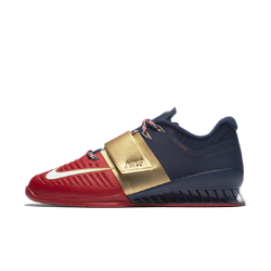 Мужские кроссовки для тренинга Nike Romaleos 3 FreedomМужские кроссовки для тренинга Nike Romaleos 3 Freedom обеспечивают легкость, стабилизацию и динамичную посадку для интенсивных тренировок.<br>