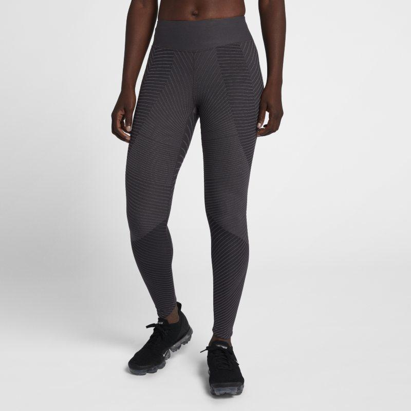 Nike Epic Lux Dokulu ve Normal Belli Kadın Koşu Taytı  AA3262-069 -  Gri L Beden Ürün Resmi